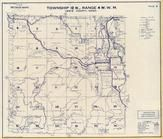 Township 12 N., Range 4 W., Boistfort, Klaber, Lewis County 1960c